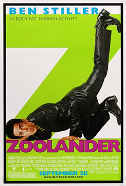 3 Zoolander