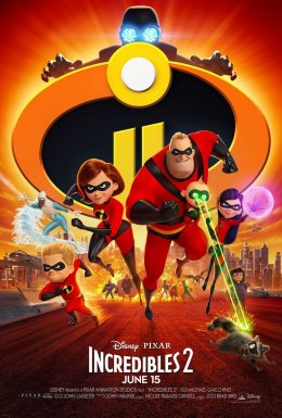 6 Incredibles 2