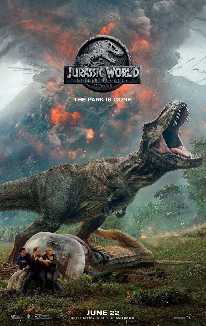 7 Jurassic World Fallen Kingdom