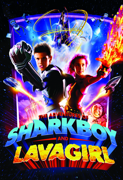 16 The Adventures of Sharkboy and Lavagirl