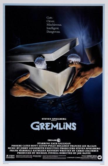 Image result for gremlins film poster